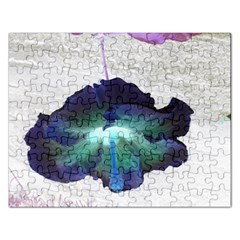 Exotic Hybiscus   Jigsaw Puzzle (rectangle)