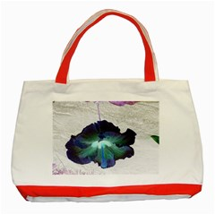 Exotic Hybiscus   Red Tote Bag