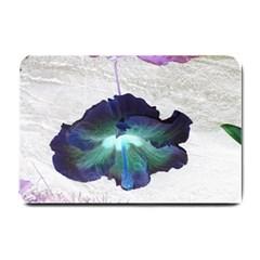 Exotic Hybiscus   Small Door Mat