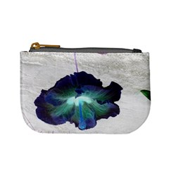Exotic Hybiscus   Coin Change Purse
