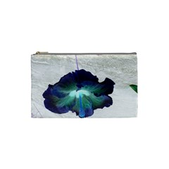 Exotic Hybiscus   Small Makeup Purse