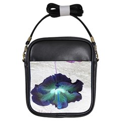 Exotic Hybiscus   Kids  Sling Bag