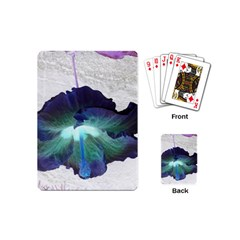 Exotic Hybiscus   Playing Cards (Mini)