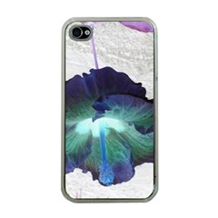 Exotic Hybiscus   Apple iPhone 4 Case (Clear)