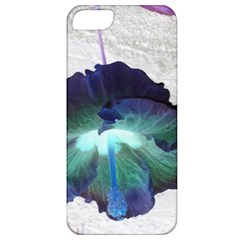 Exotic Hybiscus   Apple Iphone 5 Classic Hardshell Case