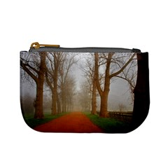 Foggy morning, Oxford Coin Change Purse