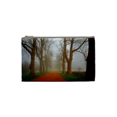 Foggy morning, Oxford Small Makeup Purse
