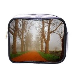 Foggy morning, Oxford Single-sided Cosmetic Case