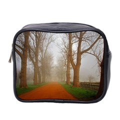Foggy morning, Oxford Twin-sided Cosmetic Case