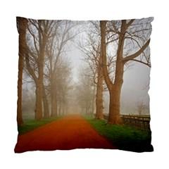 Foggy morning, Oxford Twin-sided Cushion Case