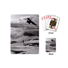 Untersberg mountain, Austria Playing Cards (Mini)