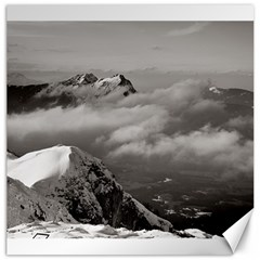 Untersberg mountain, Austria 20  x 20  Unframed Canvas Print
