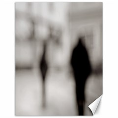 People Fading Away 12  X 16  Unframed Canvas Print