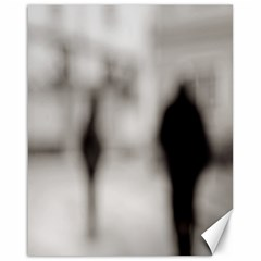 People fading away 16  x 20  Unframed Canvas Print