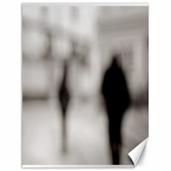 People fading away 18  x 24  Unframed Canvas Print