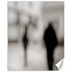 People fading away 11  x 14  Unframed Canvas Print