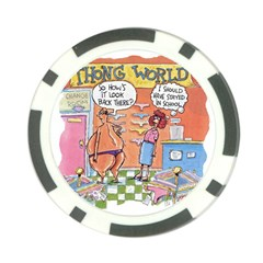 Thong World 10 Pack Poker Chip