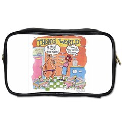 Thong World Twin-sided Personal Care Bag