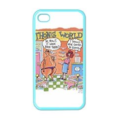 Thong World Apple iPhone 4 Case (Color)