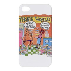 Thong World Apple iPhone 4/4S Premium Hardshell Case