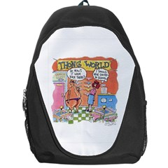 Thong World Backpack Bag