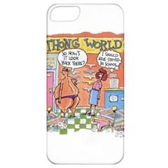 Thong World Apple iPhone 5 Classic Hardshell Case