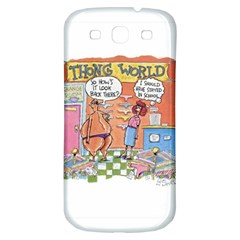Thong World Samsung Galaxy S3 S III Classic Hardshell Back Case