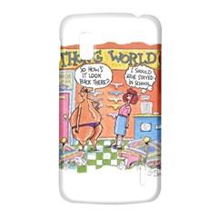 Thong World LG Nexus 4 E960 Hardshell Case