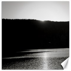 Waterscape, Oslo 12  X 12  Unframed Canvas Print