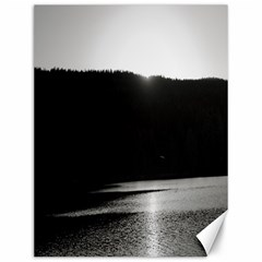 Waterscape, Oslo 12  x 16  Unframed Canvas Print