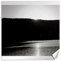 Waterscape, Oslo 20  X 20  Unframed Canvas Print