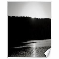 Waterscape, Oslo 18  X 24  Unframed Canvas Print