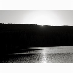 Waterscape, Oslo 20  x 24  Unframed Canvas Print