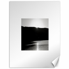 Waterscape, Oslo 36  x 48  Unframed Canvas Print