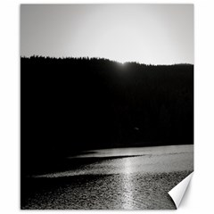 Waterscape, Oslo 8  x 10  Unframed Canvas Print