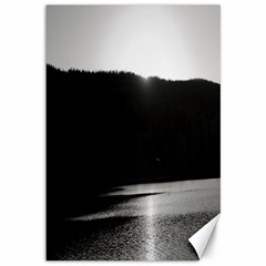 Waterscape, Oslo 12  x 18  Unframed Canvas Print