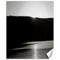 Waterscape, Oslo 16  x 20  Unframed Canvas Print