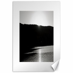 Waterscape, Oslo 24  x 36  Unframed Canvas Print