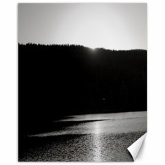 Waterscape, Oslo 11  x 14  Unframed Canvas Print