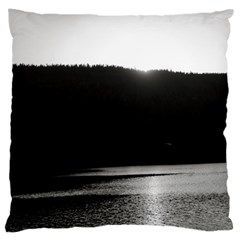Waterscape, Oslo Large Cushion Case (Two Sides)
