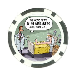 The Good News Is ... Poker Chip