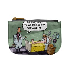 The Good News Is ... Coin Change Purse