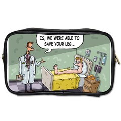 The Good News Is ... Twin-sided Personal Care Bag