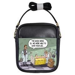 The Good News Is ... Kids  Sling Bag