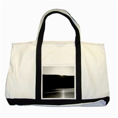 Waterscape, Oslo Two Toned Tote Bag