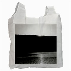 Waterscape, Oslo Single-sided Reusable Shopping Bag