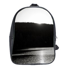 Waterscape, Oslo Large School Backpack