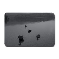 ducks Small Door Mat