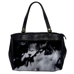 Horse Single Sided Oversized Handbag