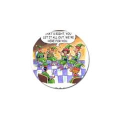 Elf Help Group 10 Pack Golf Ball Marker
